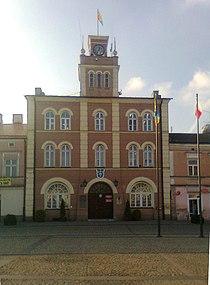 Skierniewice - town hall.jpg
