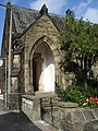 Skipton Baptist Church, Porch - geograph.org.uk - 983090.jpg