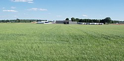 skydiving lessons are offered at this field south of Rittman