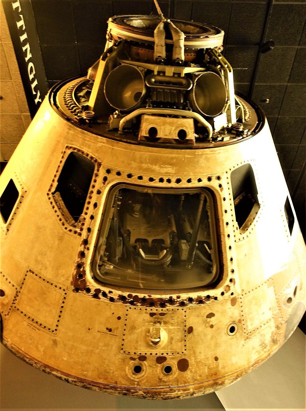 Skylab 4 Apollo Command Module