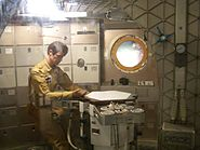 Skylab mockup Smithsonian NASM