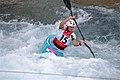 Slalom canoeing 2012 Olympics W K1 IRL Hannah Craig.jpg