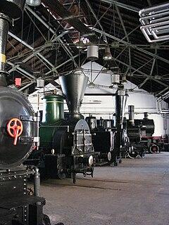 Slovenian Railway Museum Railway museum in Parmova , Ljubljana