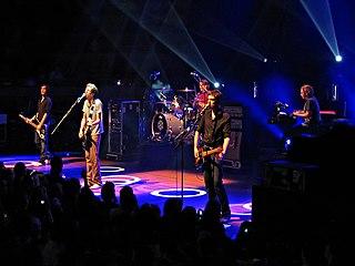 Snow Patrol British rock band