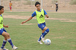 Soccer Game in Baghdad, Iraq DVIDS172319.jpg