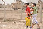 Soccer game in Baghdad, Iraq DVIDS172430.jpg