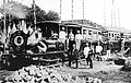 Societe Generale des Tramways a Vapeur de Cochinchine (SGTVC) and opened to the public on 27 December 1881.jpg
