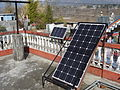 Solar Unit to run Network, Pokhara.JPG