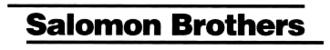 Salomon Brothers - Salomon Brothers