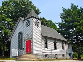 Blackwood, New Jersey Census-designated place in New Jersey, United States