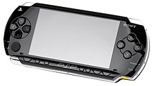 A PlayStation Portable