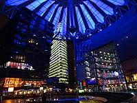 Sony Center (Berlin) bei Nacht.jpg