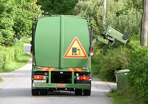 Waste management - Waste management in Stockholm, Sweden