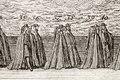 Sorgrdräkt vid Karl X Gustavs begravning, 1660 - Livrustkammaren - 108760.tif