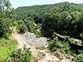 Sorgues Versols-et-Lapeyre Lapeyre amont pont RD 92.jpg