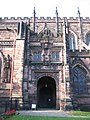 South Door of Chester Cathedral - geograph.org.uk - 556764.jpg