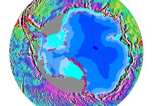 Gravimetry - Image: Southern ocean gravity hg