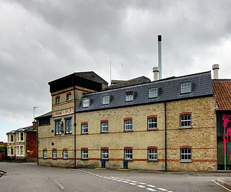 Southwold - Adnams Brewery