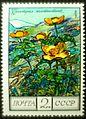Soviet stamp 1976 Plant 2k.JPG