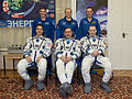 Soyuz TMA-08M crew with backup crew.jpg