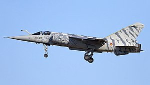 Spanish Air Force Dassault Mirage F1M (modified).jpg