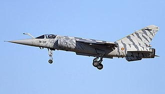 Dassault Mirage F1 - A Spanish Air Force Mirage F1M