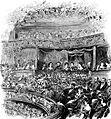 Spectacle de gala à l'occasion des fiançailles de la princesse Stéphanie de Belgique avec l'archiduc Rodolphe d'Autriche le 8 mars 1880.jpg