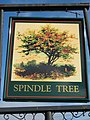 Spindle Tree Pub Sign - geograph.org.uk - 1001386.jpg