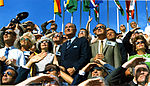 Spiro Agnew and Lyndon Johnson Watch the Apollo 11 Liftoff - GPN-2002-000068.jpg