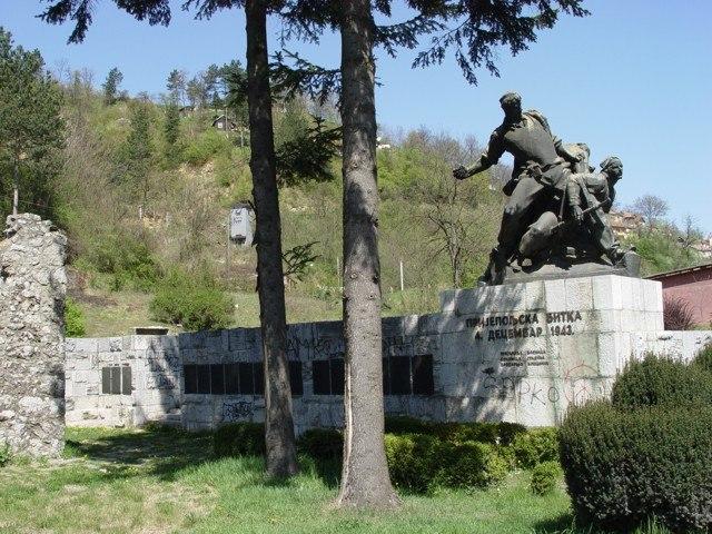 Spomenik prijepoljskoj bici