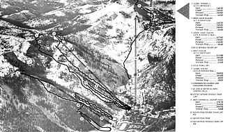 Squaw Valley Ski Resort - Alpine runs of the 1960 Winter Olympics
