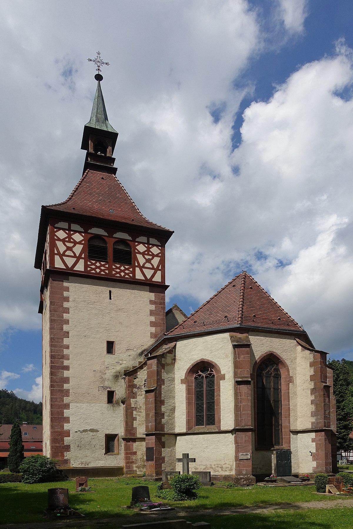 St. Blasius (Bad Liebenzell) – Wikipedia