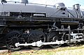 St. Louis San Francisco (Frisco) Railway Steam Locomotive 4003 Drive Wheels.JPG