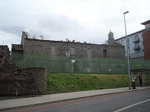 St. Luke's Church, Dublin - Image: St. Luke's, Cork Street