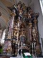St. Michael Stockheim - Langhaus südlicher Seitenaltar (9).JPG