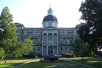 Saint Francis de Sales Seminary - Henni Hall