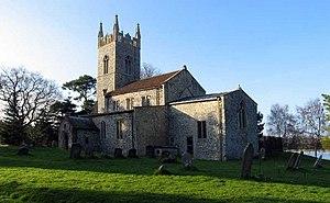 Narford - Image: St Mary the Virgin, Narford, Norfolk geograph.org.uk 694830