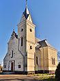 St Nicholas Church Belz Zamochok front.jpg