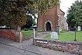St Thomas, Bradwell, Essex - geograph.org.uk - 965295.jpg
