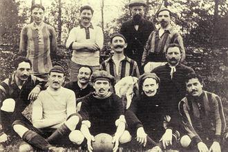 Stade Rennais F.C. - Stade Rennais in 1904.