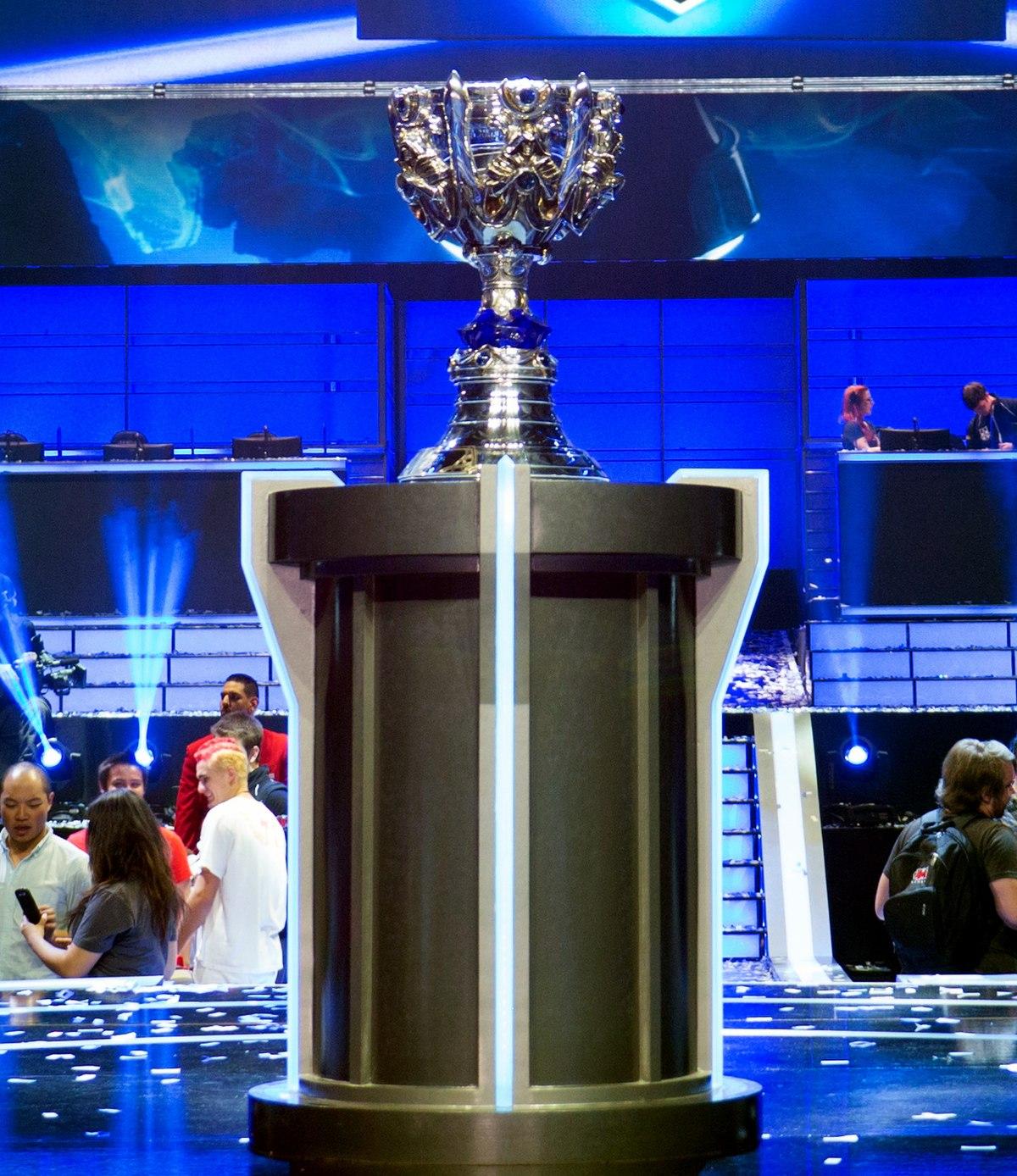 Campionato mondiale di League of Legends - Wikipedia