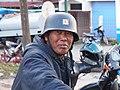 Stahlhelm safetyhelmet (Myanmar 2013) (11772596885).jpg