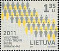 Stamps of Lithuania, 2011-07.jpg