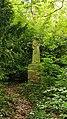 Standbeeld in Park Kasteel Jeanne De Merode.jpg