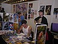 Stands Fanzines - Ambiance - Japan Expo 2011 - P1220045.JPG