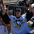 StanleyCup2009Parade-FleuryHolding (cropped).jpg