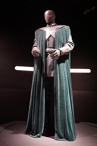 Bail Organa - Bail Organa's Senate robes from Episode III