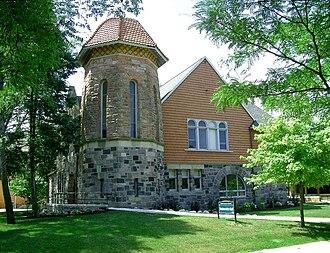 Eastern Michigan University Historic District - Starkweather Hall