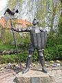 Statue Isern Hinnerk in Horneburg.JPG
