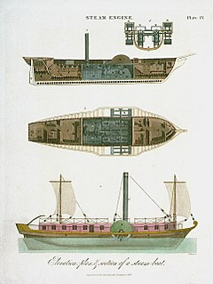 Steamship Type of steam powered vessel